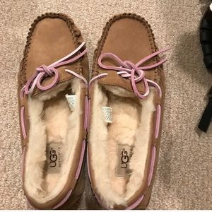 Ugg Slippers / Moccasins size 9